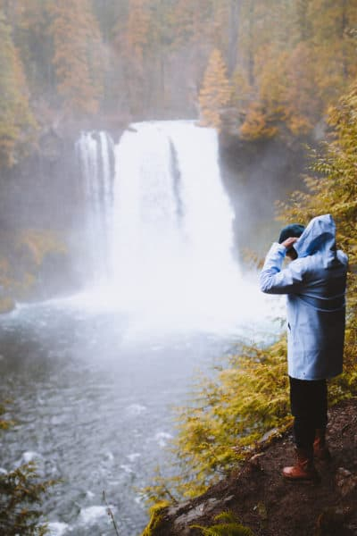 Discover Sahalie and Koosah Falls Deep In The Oregon Mountains For An Epic Weekend Adventure!