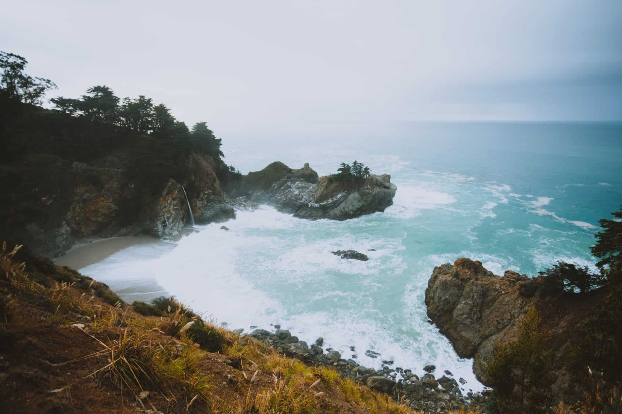 McWay Falls - TheMandagies - Things To Do In San Francisco