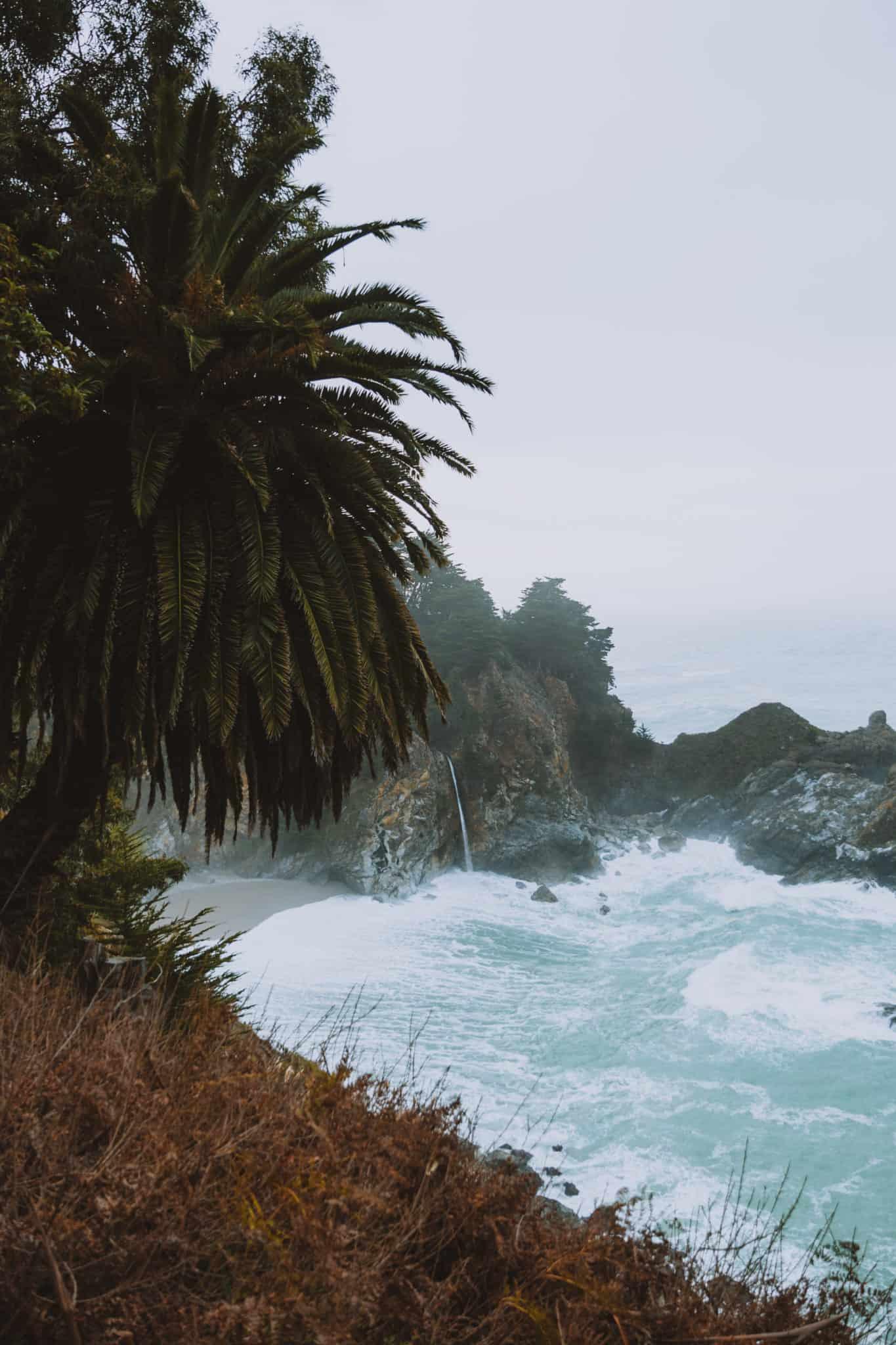 McWay Falls Big Sur