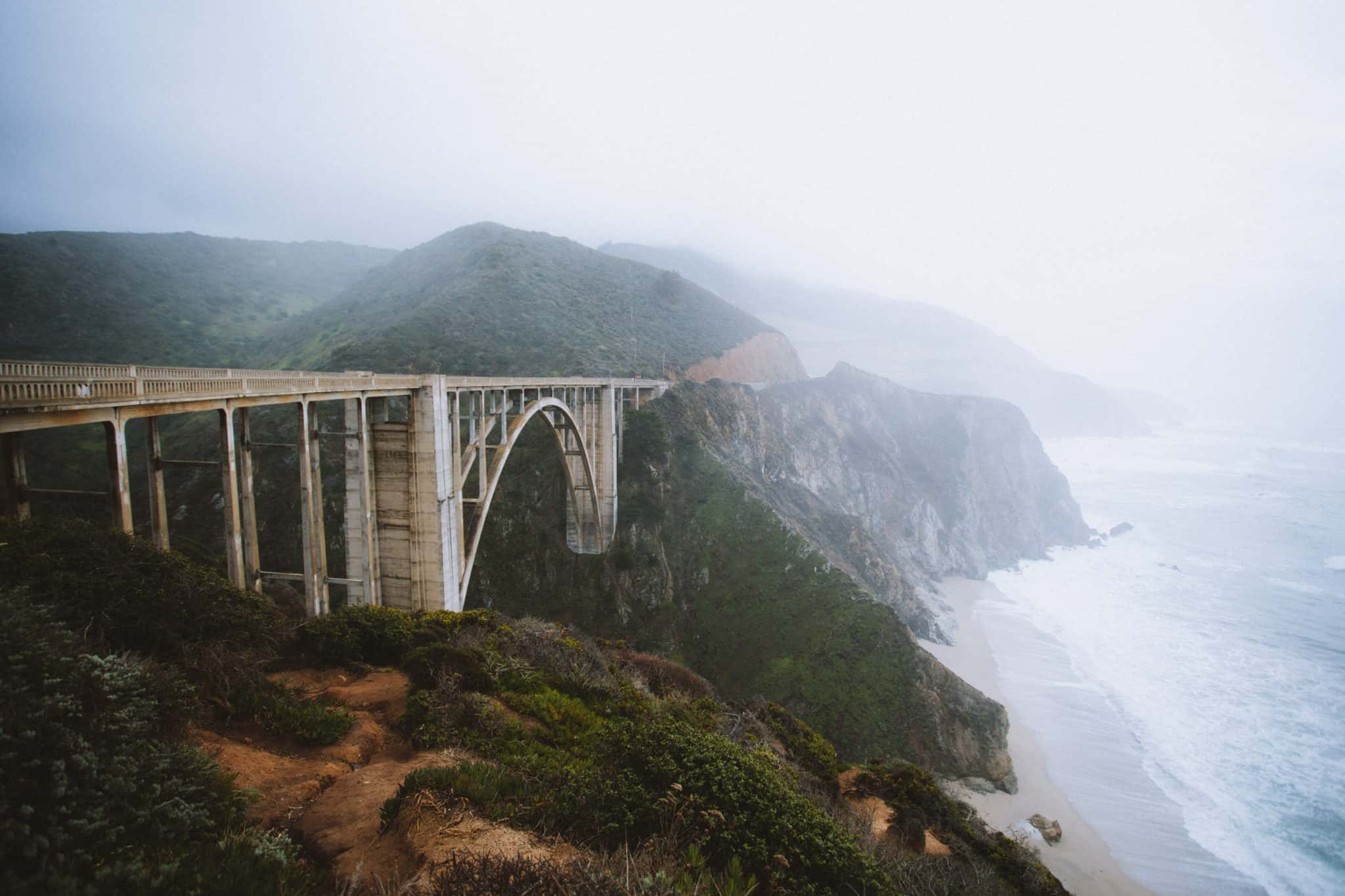 The Perfect Pacific Coast Highway Road Trip Plan (25 Stops + 3 Itineraries!)