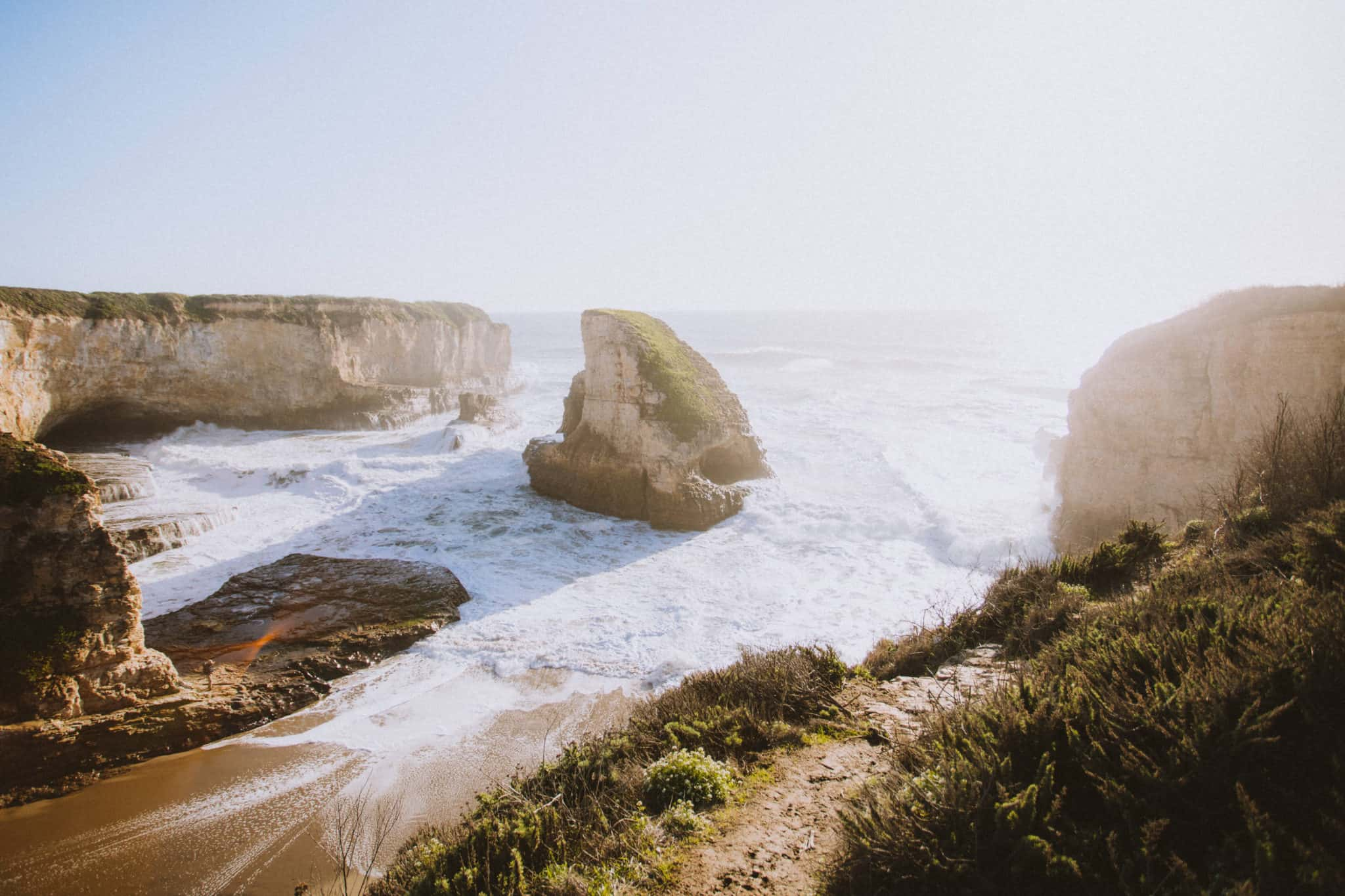 What To Expect At California's Shark Fin Cove