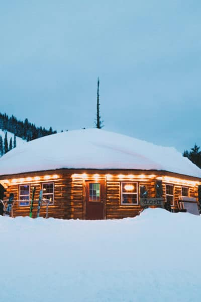 7 Magical To Do In McCall, Idaho In Winter (Hot Springs, Lodges + The McCall Winter Carnival!)