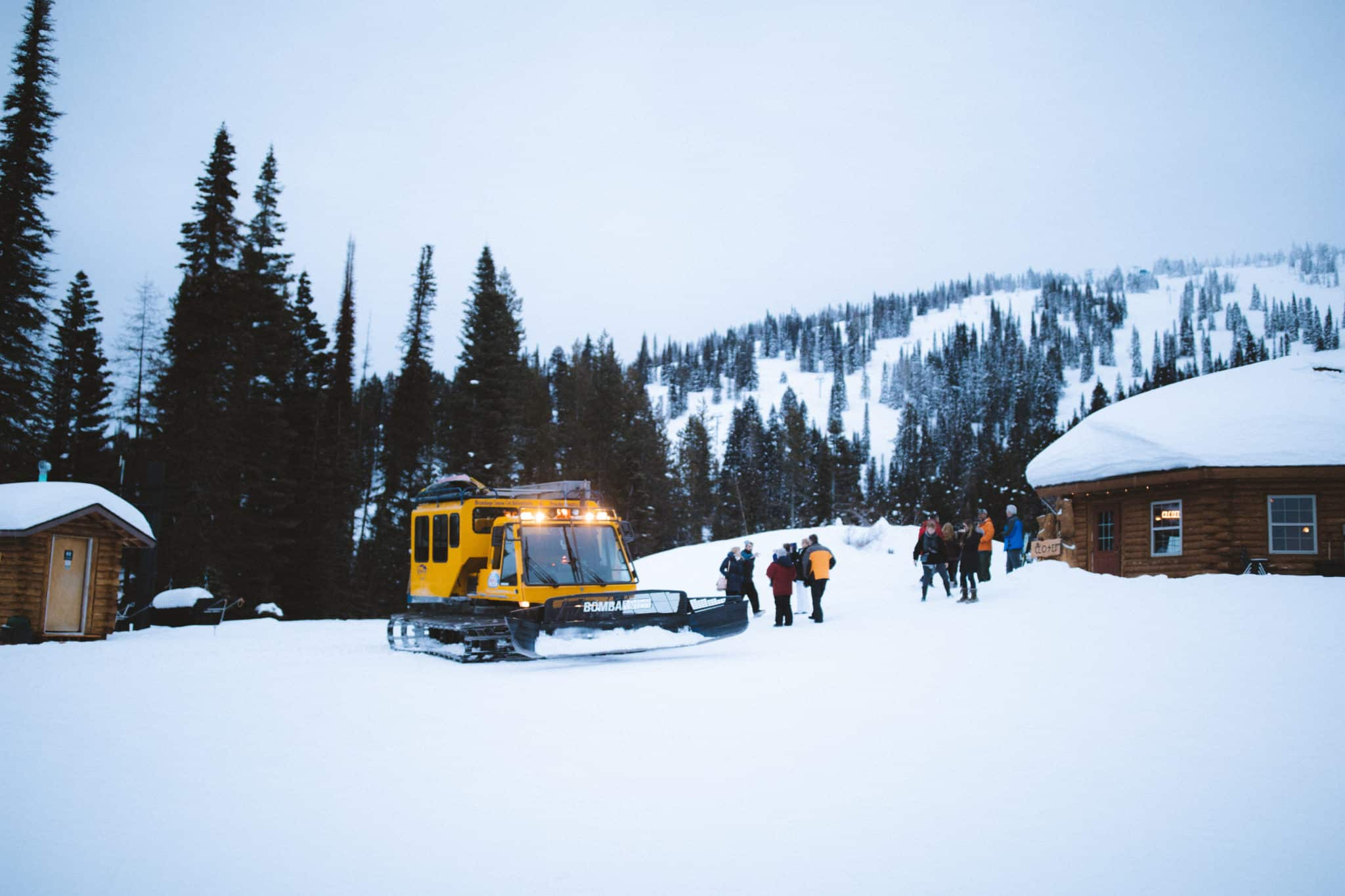 Dinner After Dark, Things To Do In McCall In Winter - TheMandagies.com