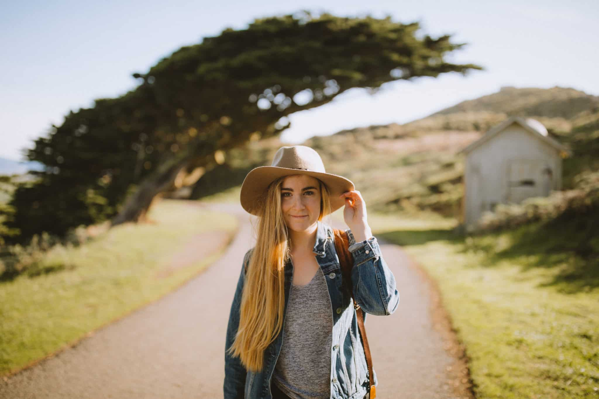 Emily at Point Reyes - Packing List For San Francisco Post