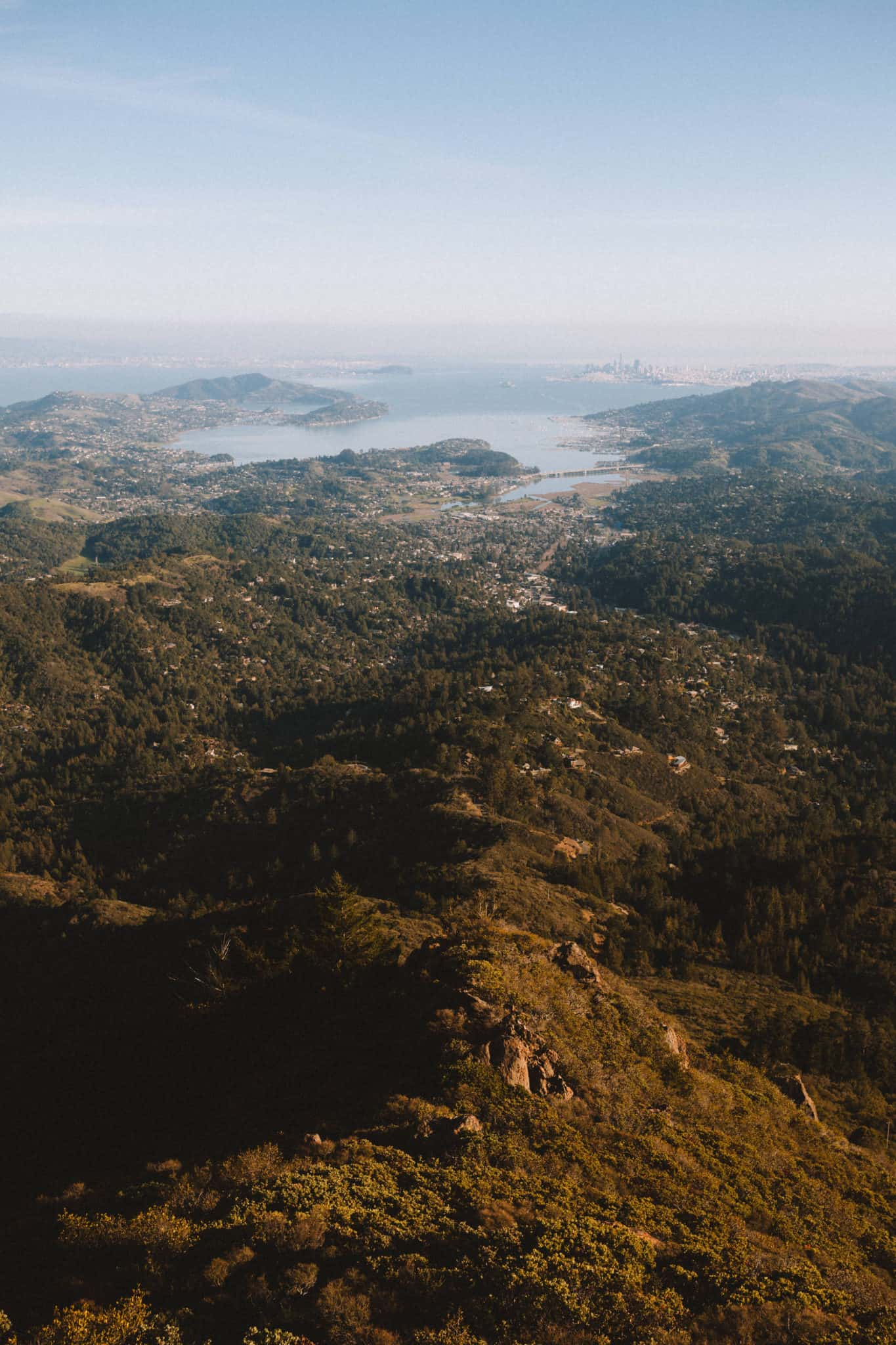Mt Tam East Peak - TheMandagies - Things To Do In San Francisco