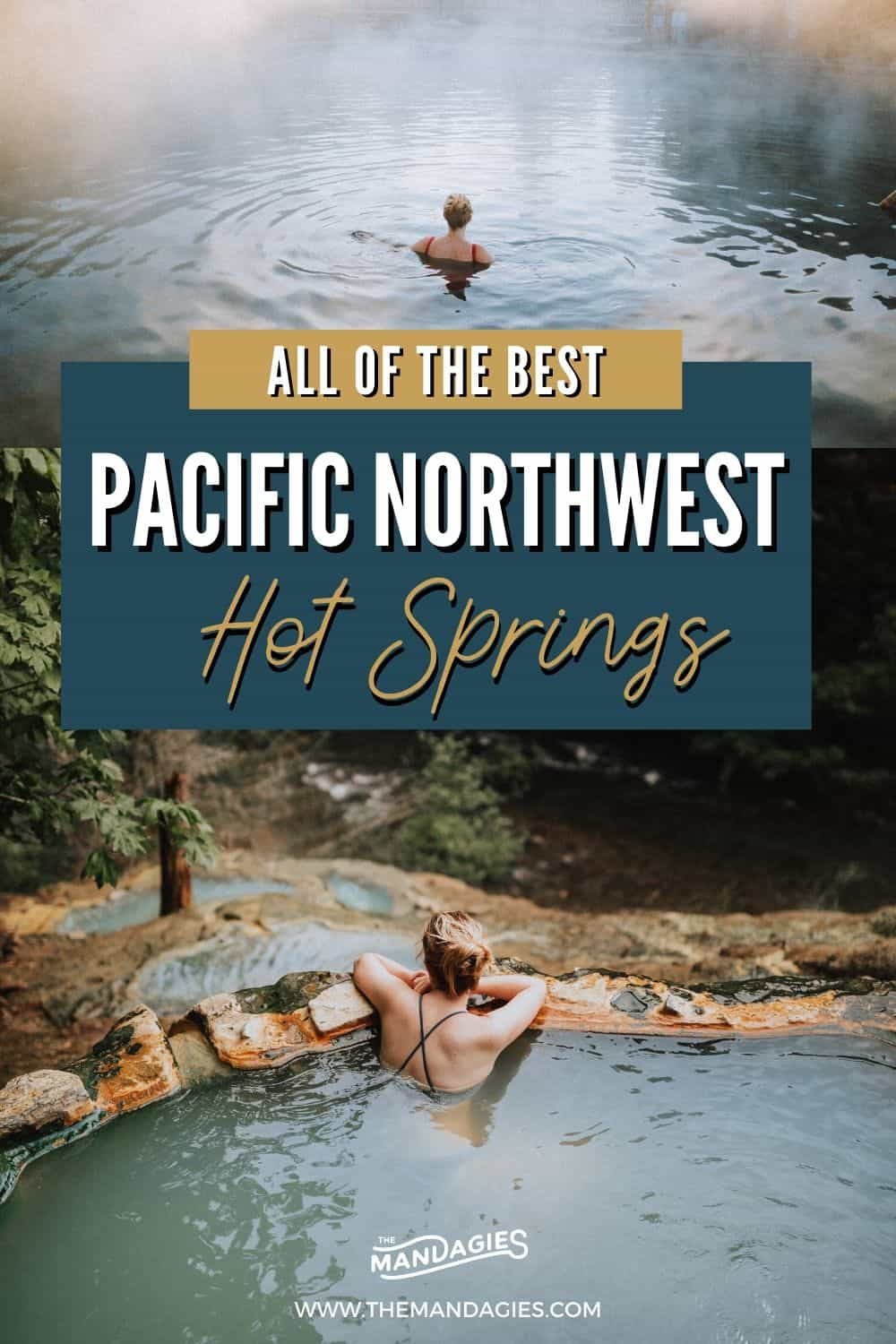 Get lost in some of the most enchanting hot springs in the Pacific Northwest! From Washington to Idaho, Oregon to British Columbia, we're sharing popular PNW hot springs from all over the region, and giving you tips on how to have the best experience! #washington #oregon #idaho #britishcolumbia #summer #hotsprings #photography #westcoast #PNW #pacificnorthwest #washingtonstate