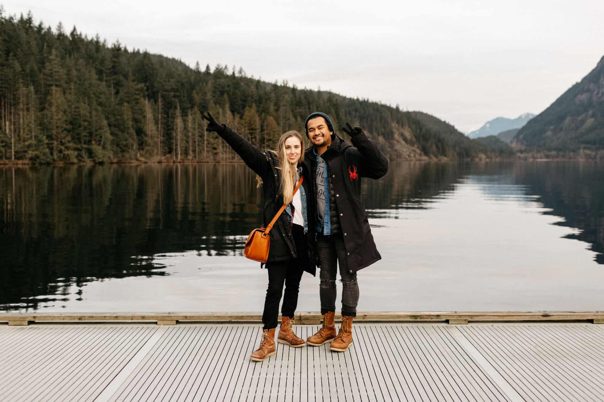 Traveling As A Couple - Berty and Emily Mandagie