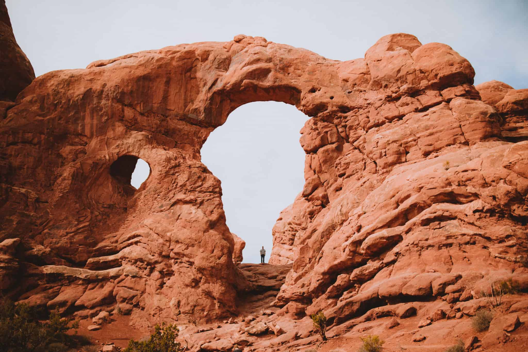 Windows Loop - 10 Amazing Hikes in Arches National Park