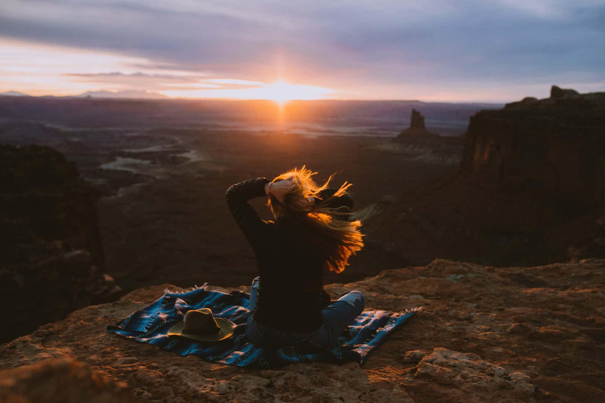 American Southwest Road Trip Destinations - Canyonlands