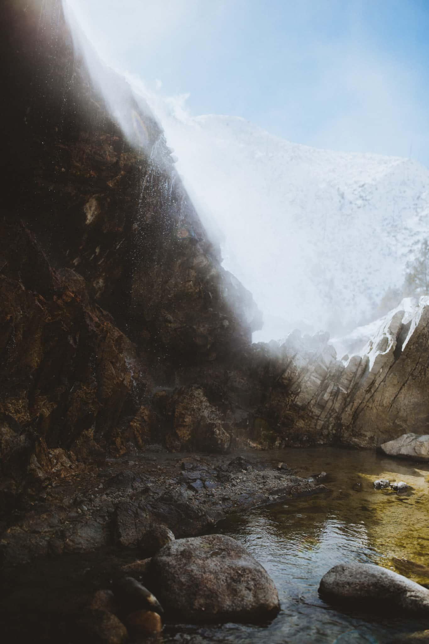 Idaho Hot Springs - Kirkham Hot Springs - TheMandagies.com