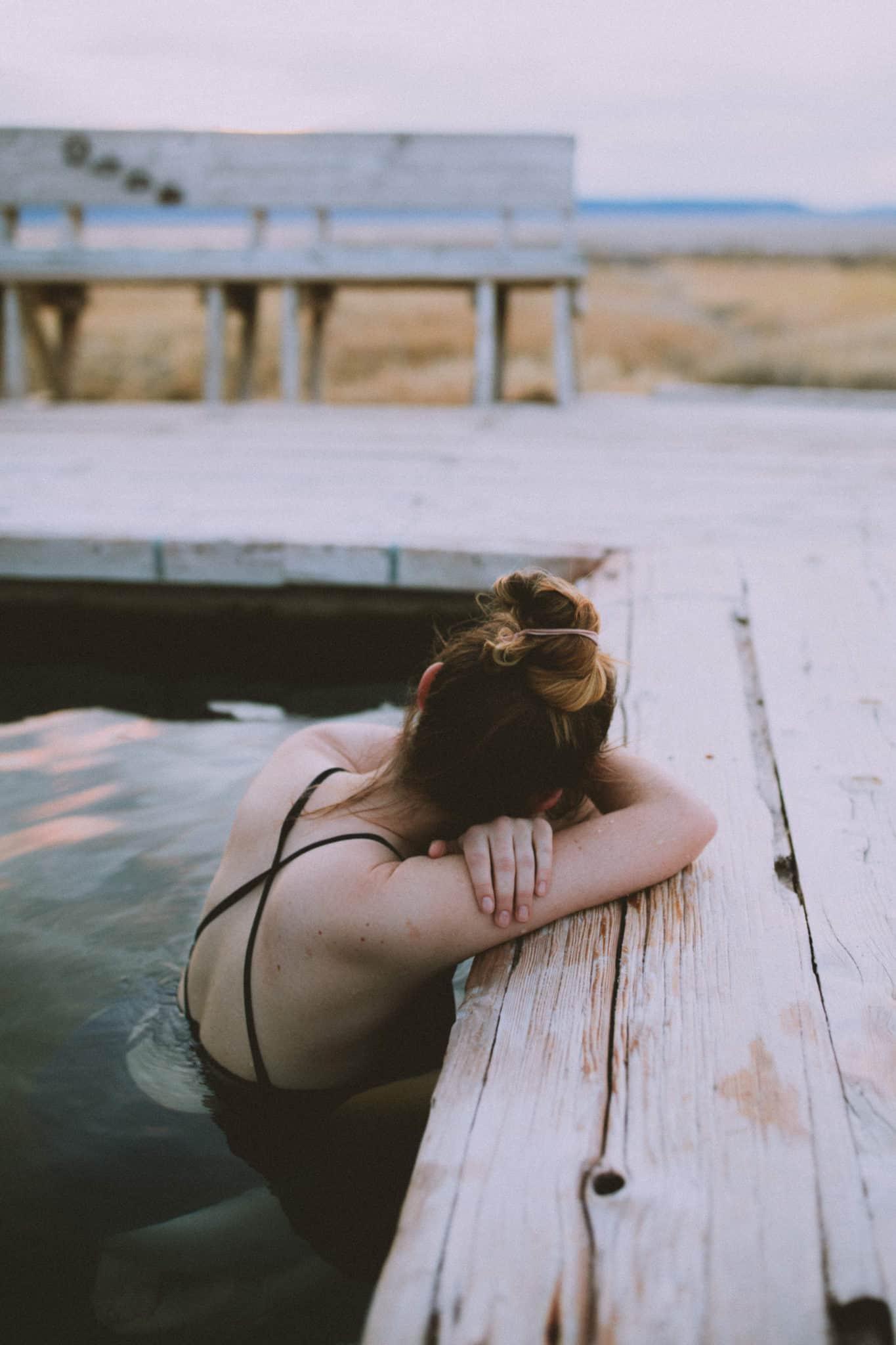 Alvord Hot Springs - The Mandagies