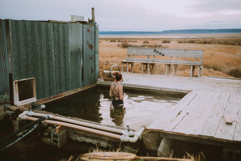 How To Get To Alvord Hot Springs Oregon S Hidden Gem