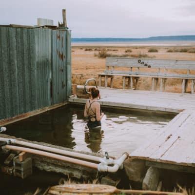 How To Get To Alvord Hot Springs: OREGON'S HIDDEN GEM