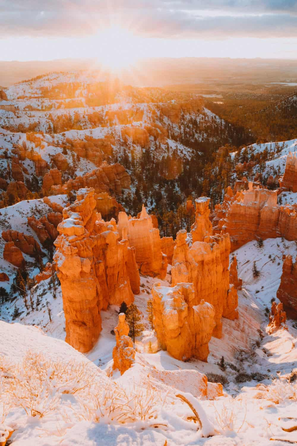 Bryce Canyon National Park - The Mandagies