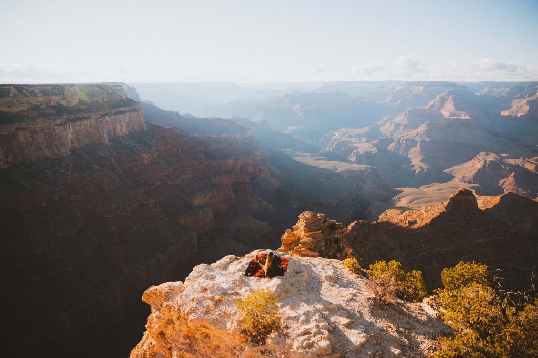 Grand Canyon National Park - The Mandagies