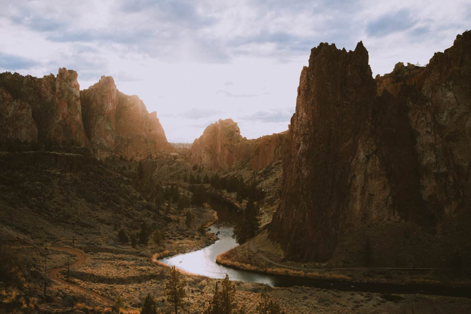 Bend Oregon Photography Locations - Smith Rock State Park