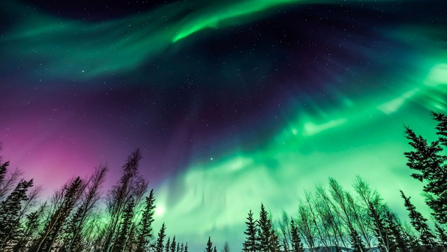 Things To Do In Fairbanks - See The Aurora Borealis