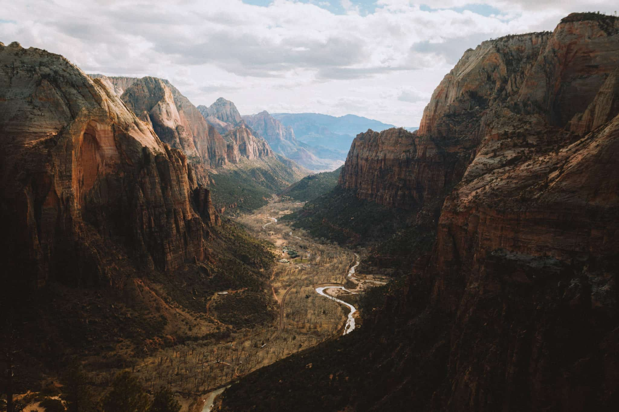 Angels Landing View - The Mandagies