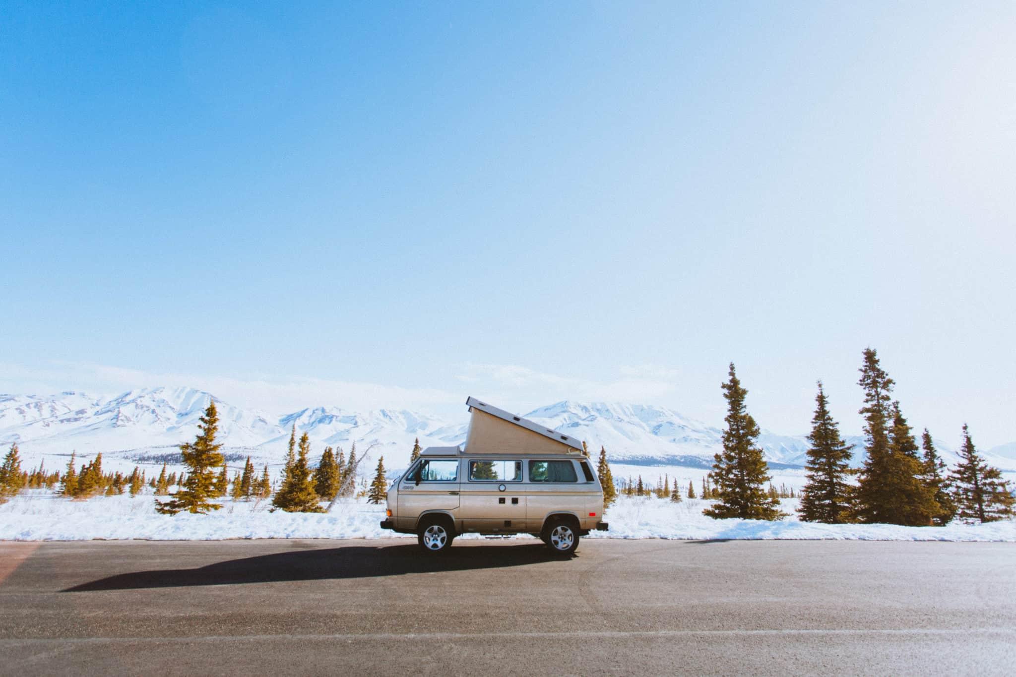 Things To Do In Fairbanks - Trickster Trips VW Van