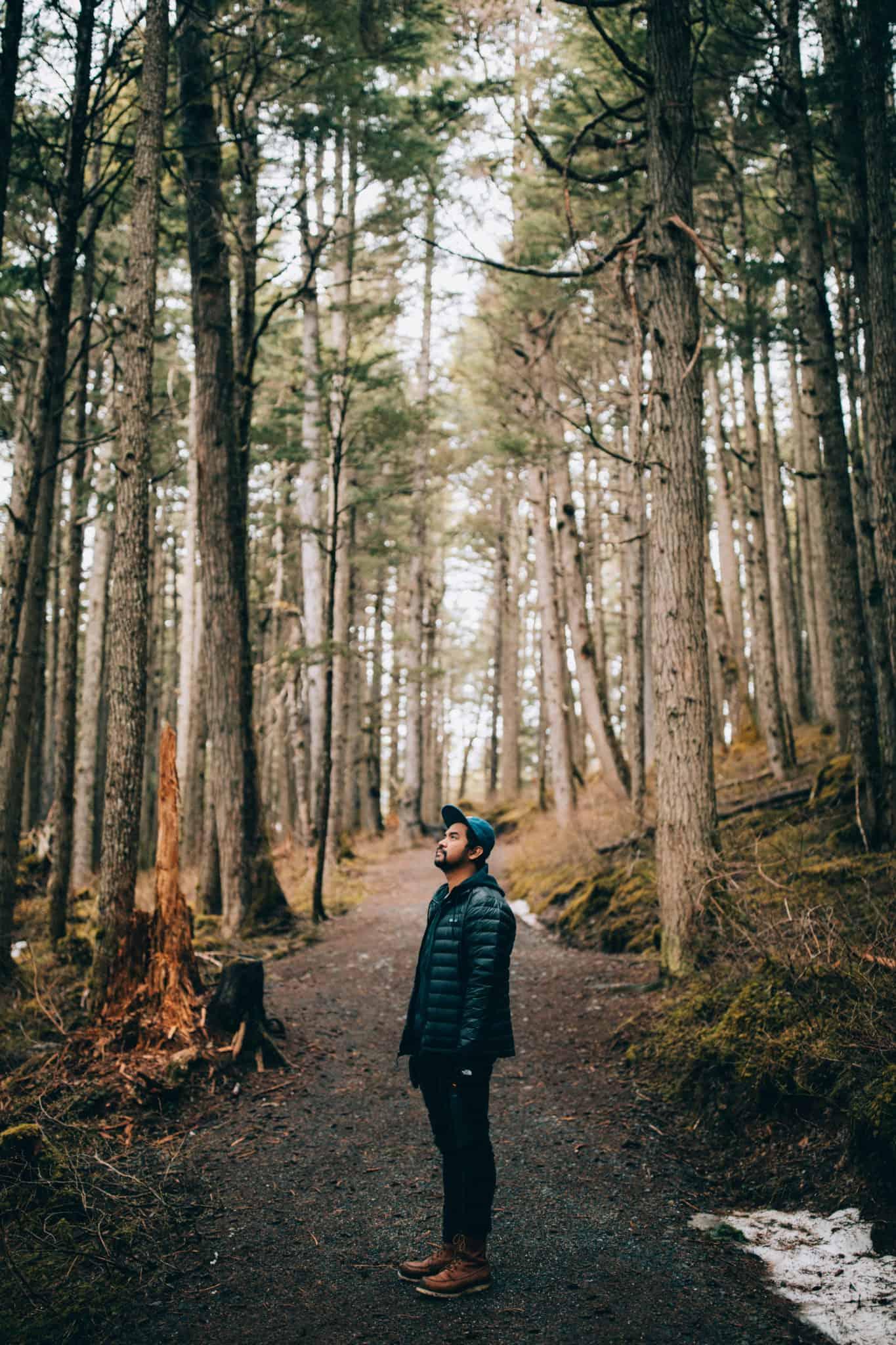 Winner Creek Trail - Anchorage, Alaska - TheMandagies.com