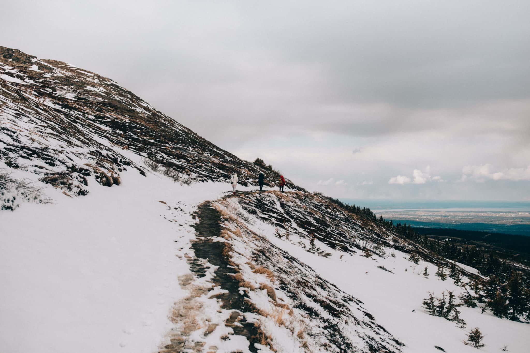 Flattop Mountain Trail - Anchorage, Alaska - TheMandagies.com