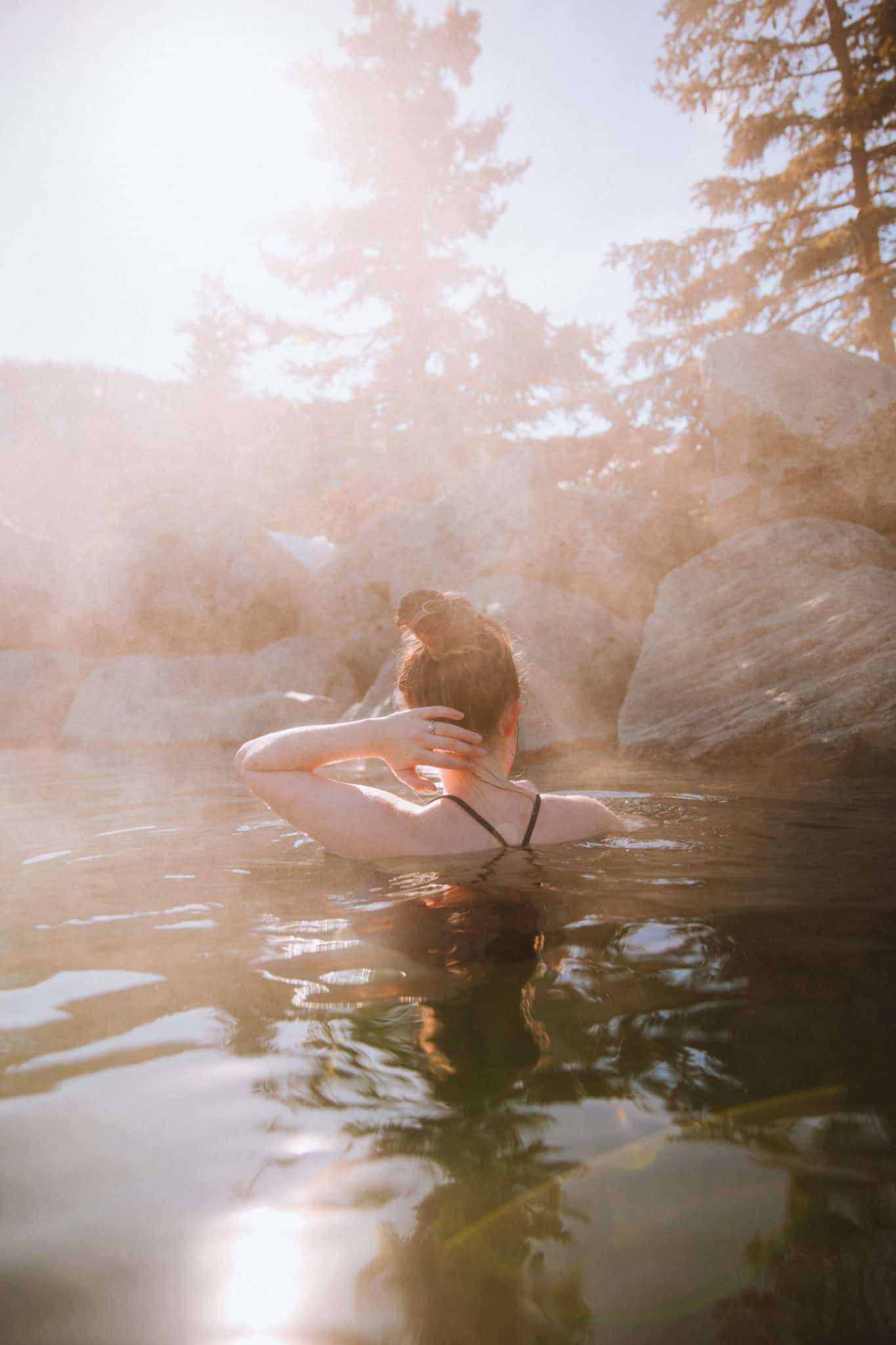 Things To Do In Fairbanks - Chena Hot Springs
