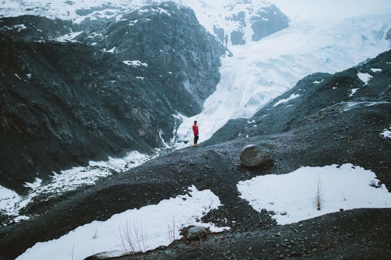 Exit Glacier Trail, Kenaji Fjords National Park - 10 Days in Alaska Trip - TheMandagies.com