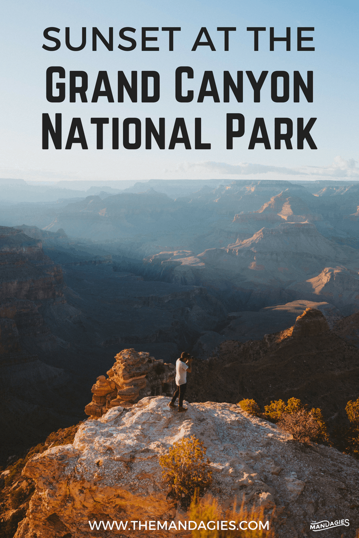 Considered by many to be one of the seven wonders of the natural world, the Grand Canyon National Park seems to be a bucket list destination for people from all over the world. During our latest road trip, we set out to see an amazing sunset - read more to find out the best viewing location! #nationalpark #grandcanyon #sunset #photography #adventure #hiking #roadtrip #arizon #grandcanyonnationalpark #travel #southwest #USA