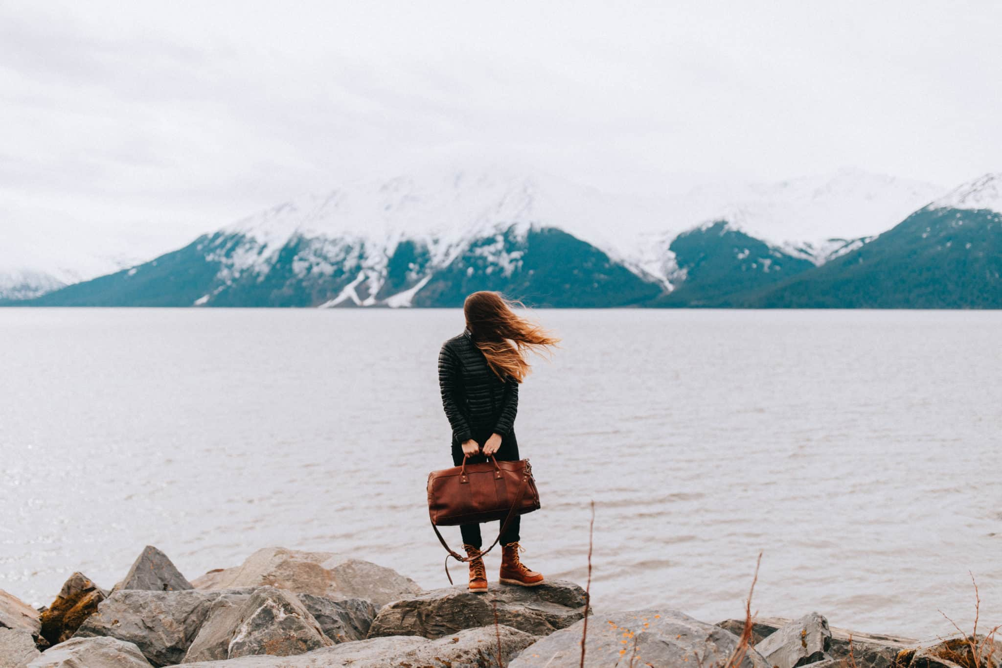 Turnagain Arm - Anchorage, Alaska - TheMandagies.com