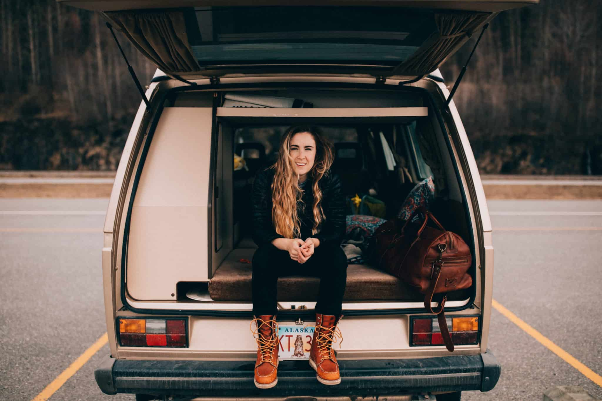 Emily with Red Wing Boots - Anchorage, Alaska - TheMandagies.com