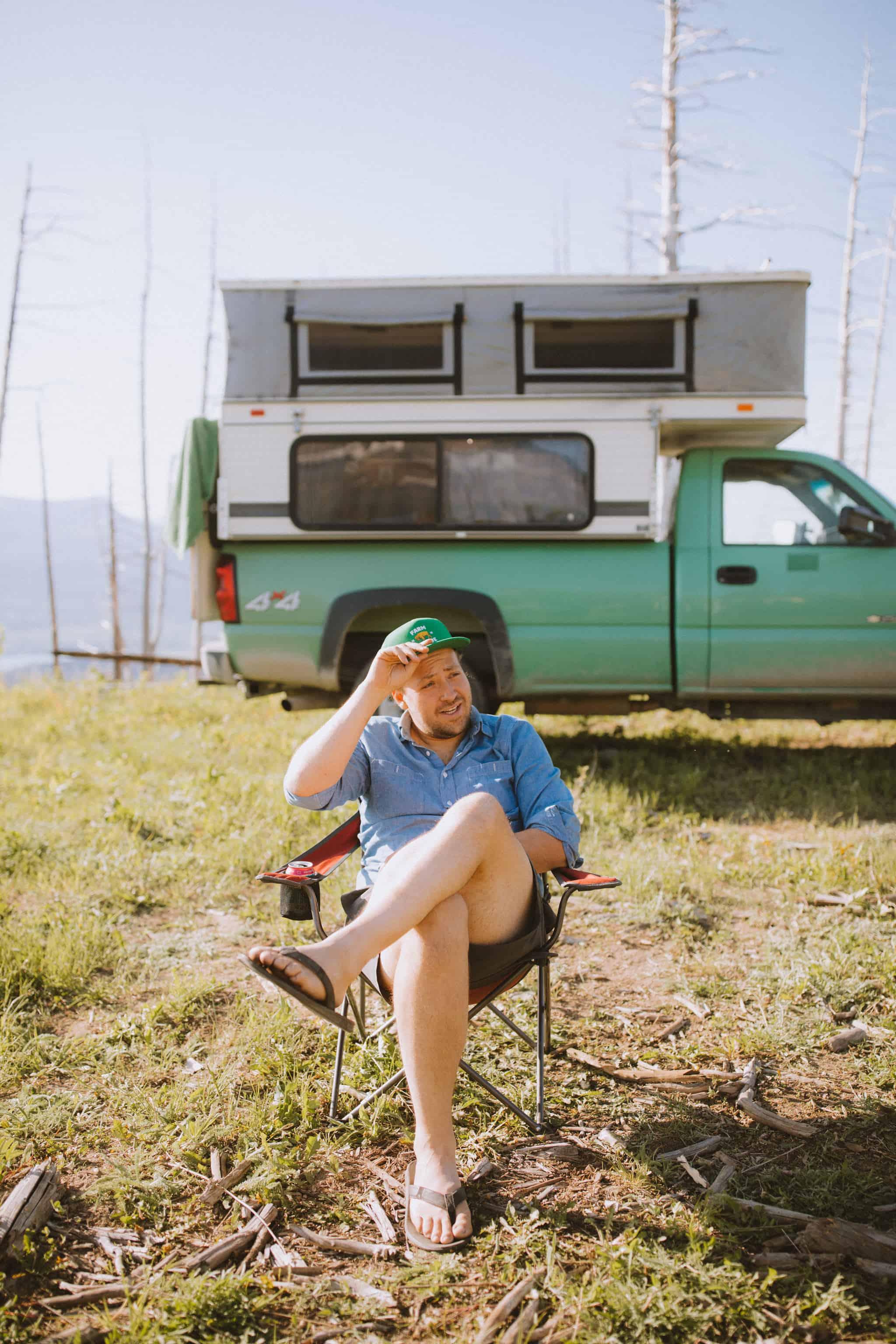 Montana Wilderness - Hiking In The Pacific Northwest - TheMandagies.com