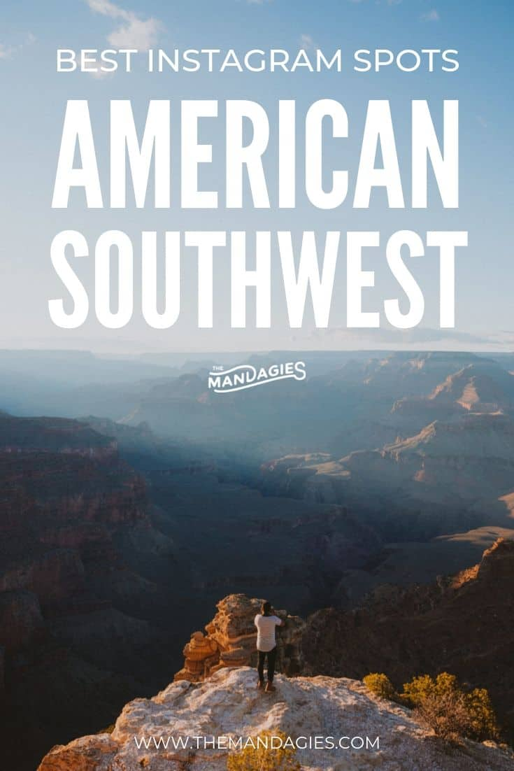 Come see the American southwest for yourself with this photo guide to the area! We're sharing some of the most beautiful locations and what to expect! #southwest #americansouthwest #southwestroadtrip