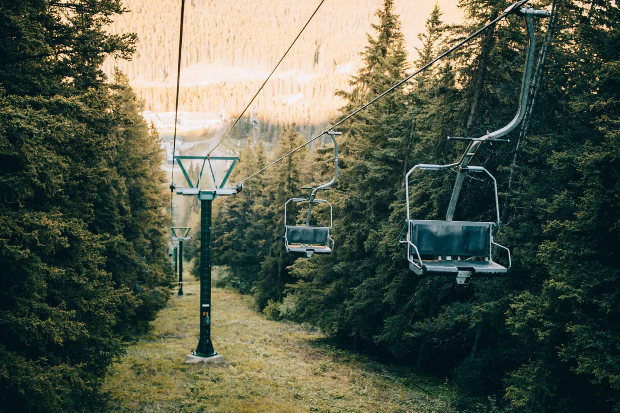 Things To Do In Banff - Mount Norquay Chairlift