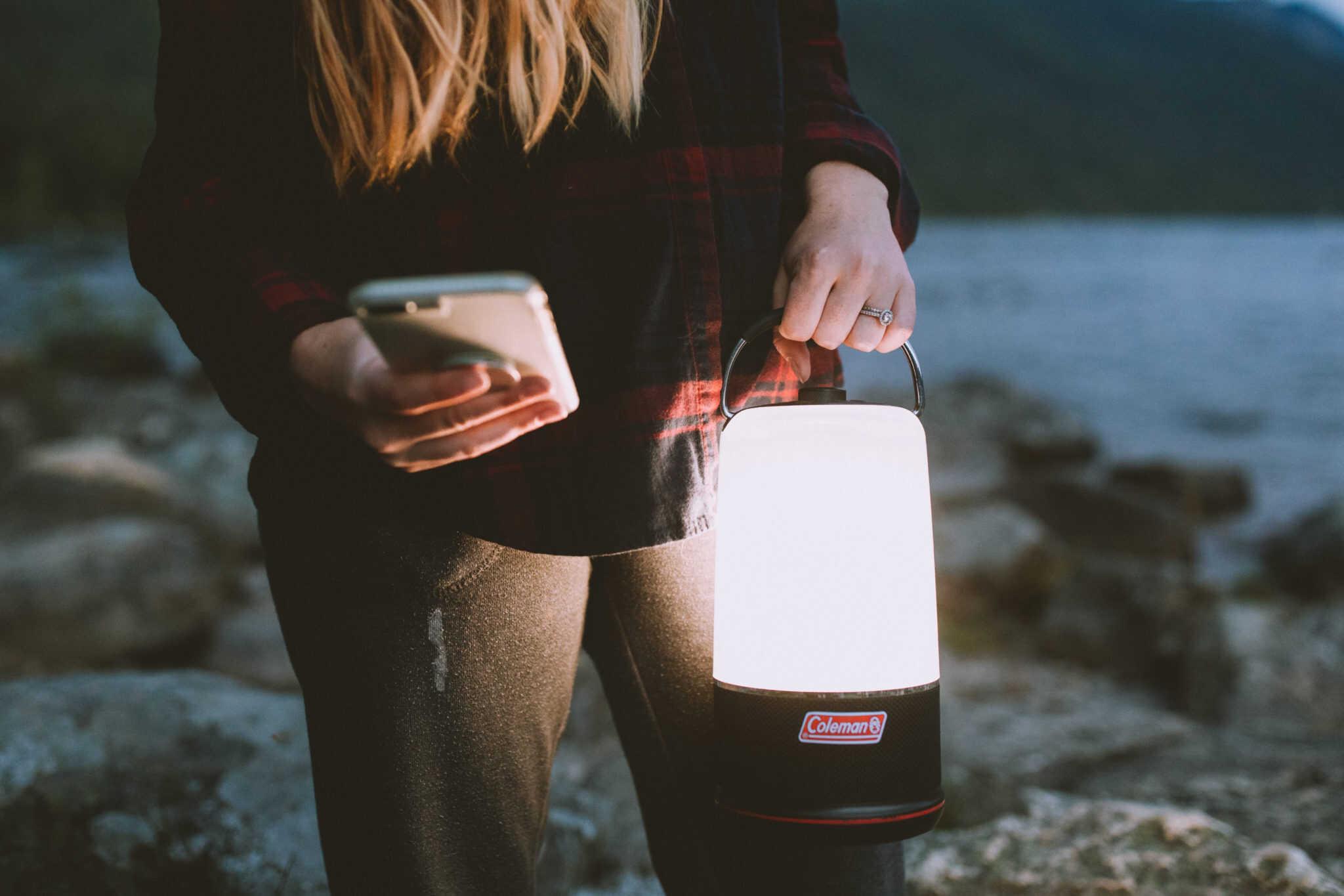 Camping Checklist - Lantern