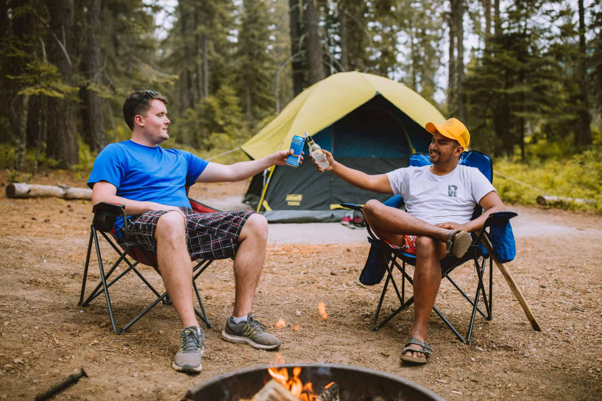 Camping Checklist - Chairs