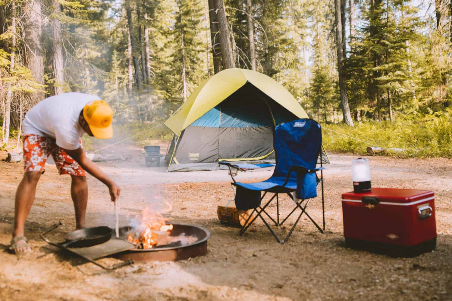 The 10 Basic Essentials You Need On Every Camping ...