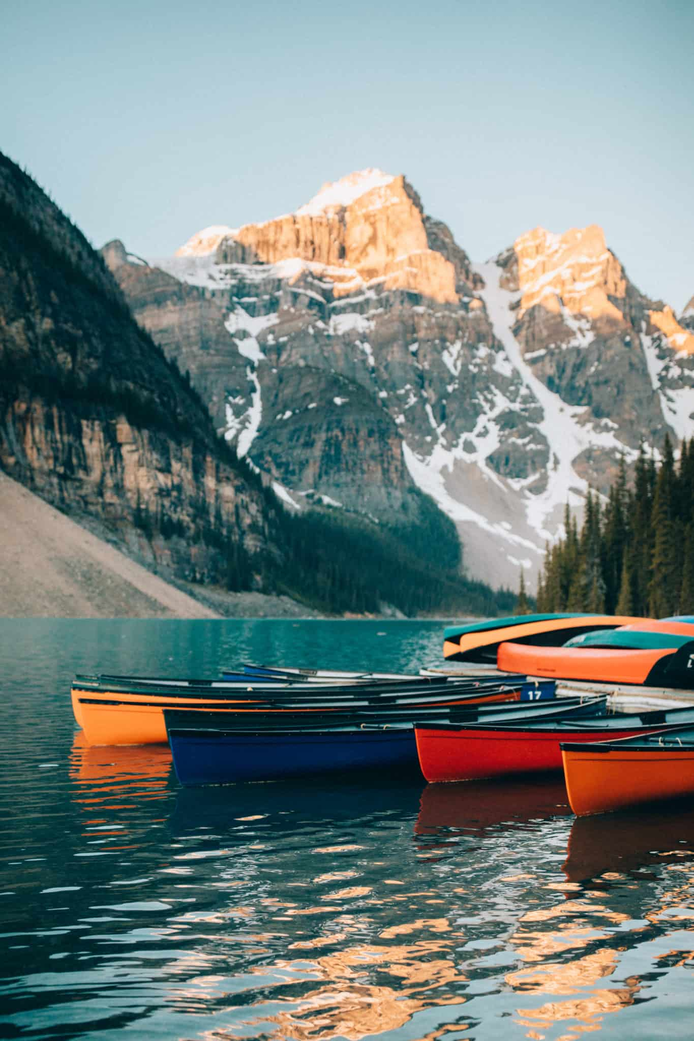 Things to do in Banff - Moraine Lake