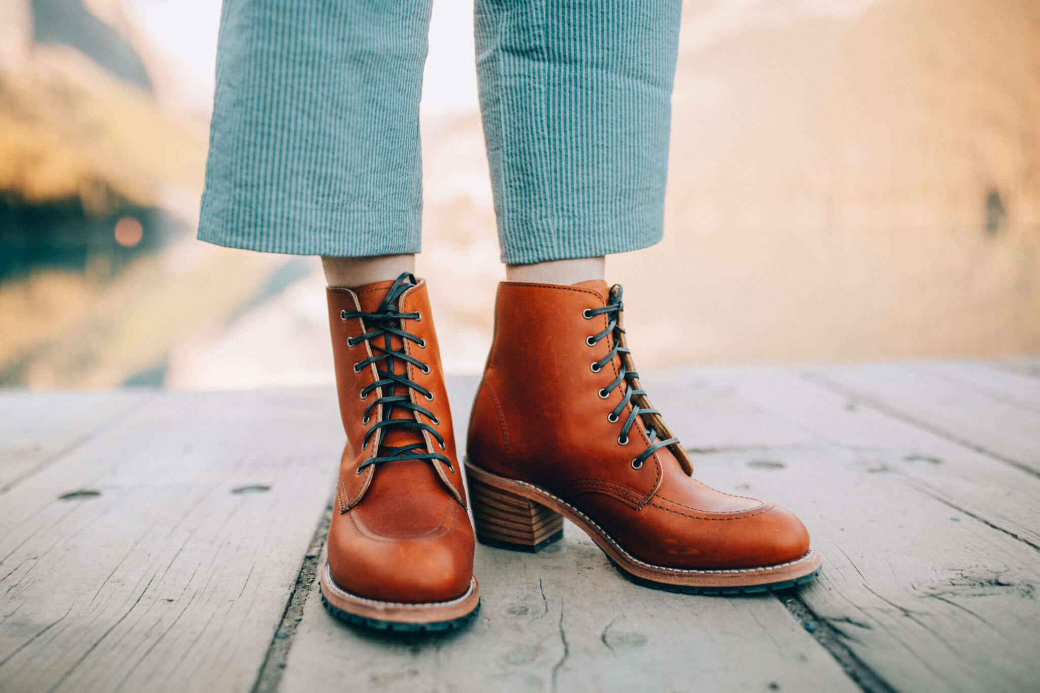 Things to do in Banff - Red Wing Boots