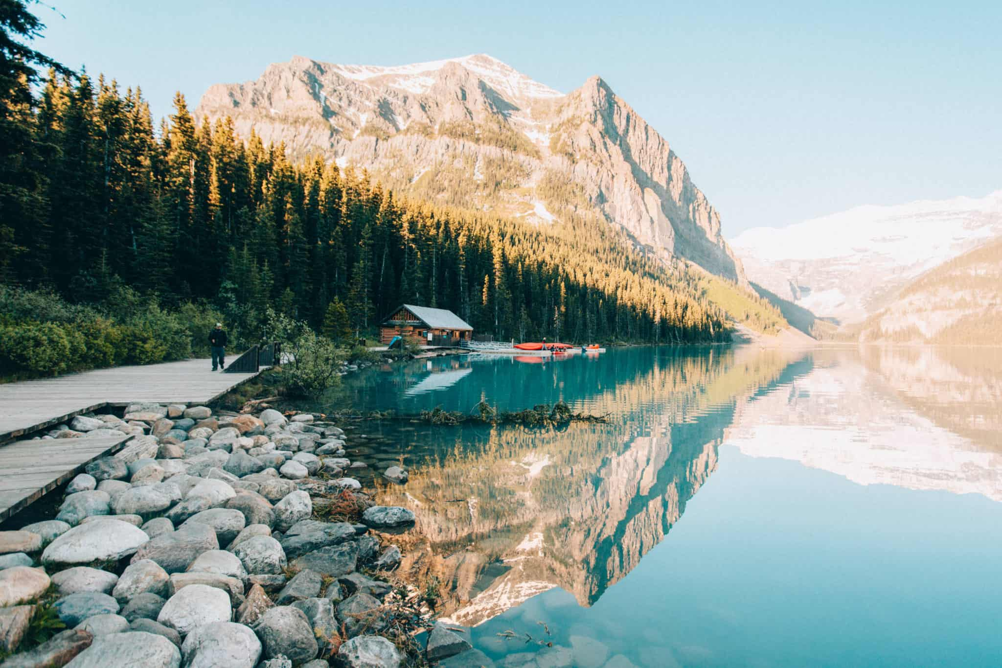Best Photo Spots In Banff National Park - Lake Louise