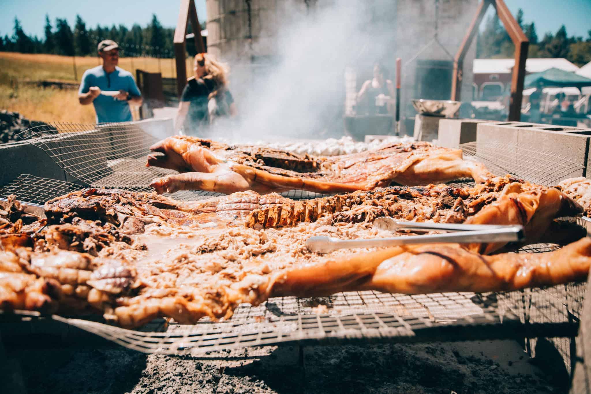 BBQ Festival, Coeur d'Alene, Idaho - TheMandagies.com