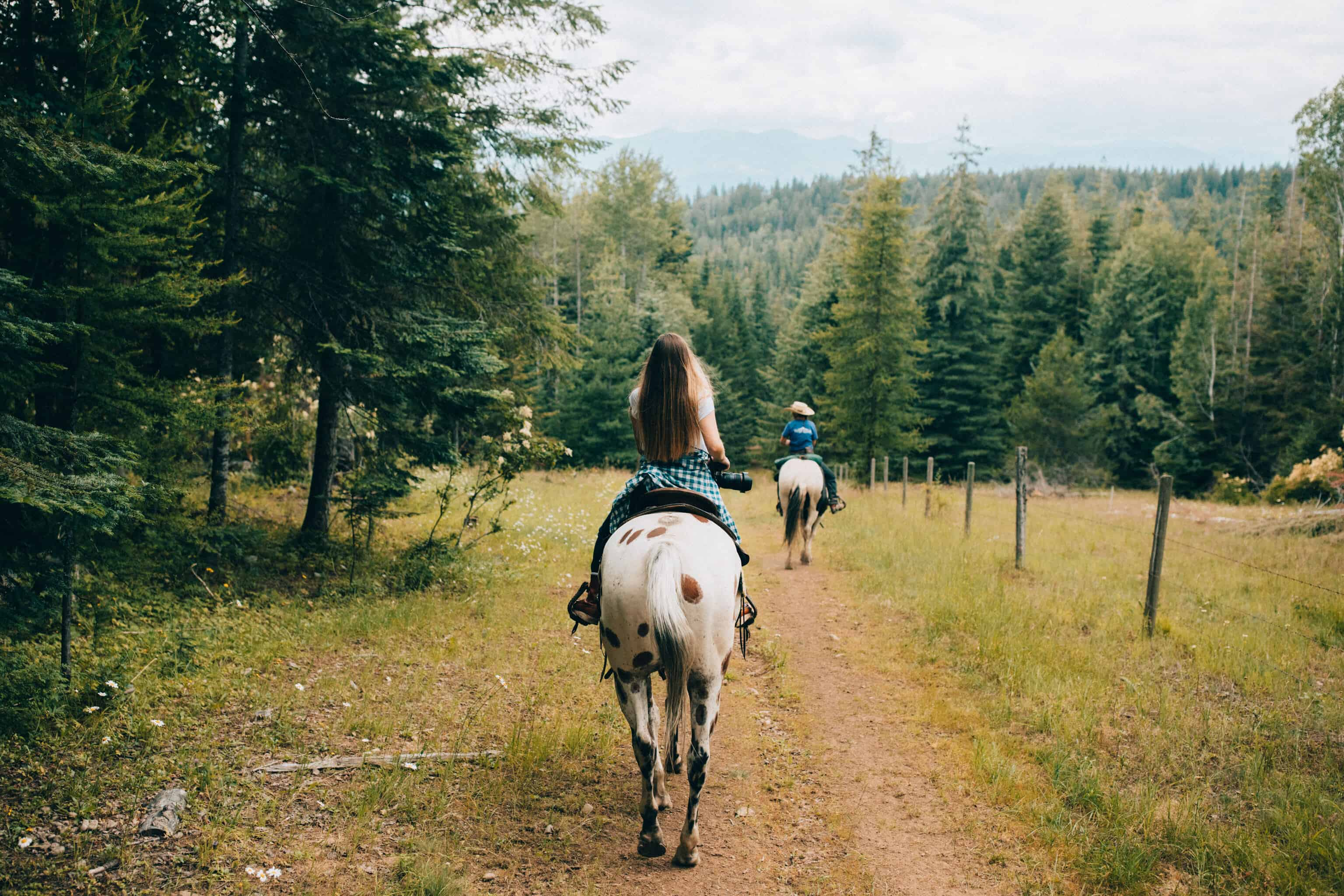 Northern Idaho Itinerary - Western Pleasure Guest Ranch, Sandpoint