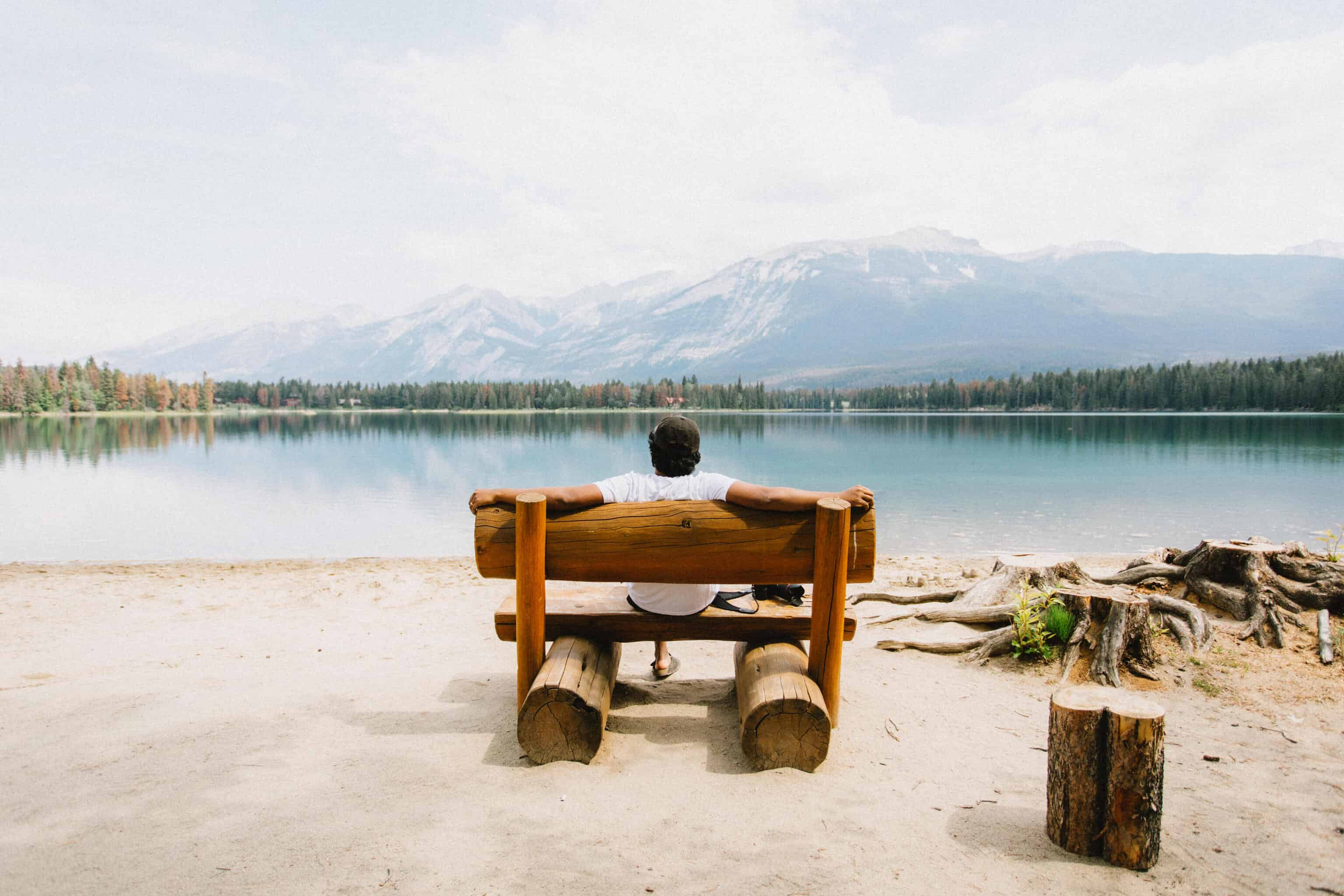 Photo Spots In Jasper National Park - Lake Edith + Annette
