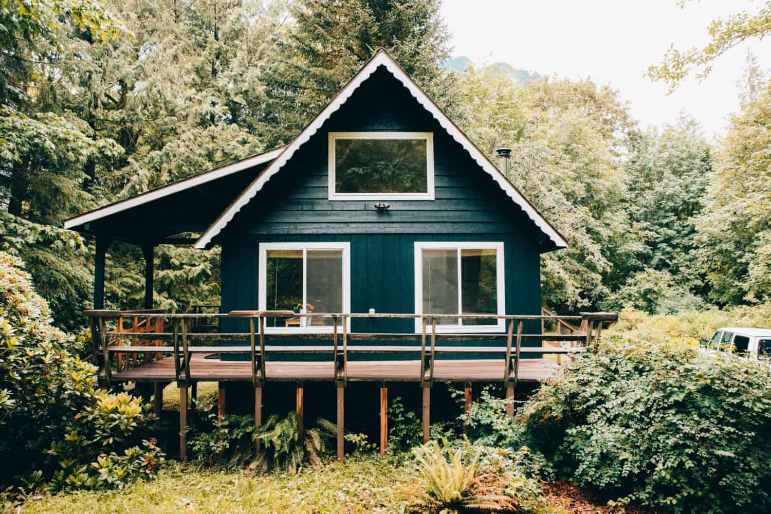 South Fork Cabin - Baring, Washington - TheMandagies.com