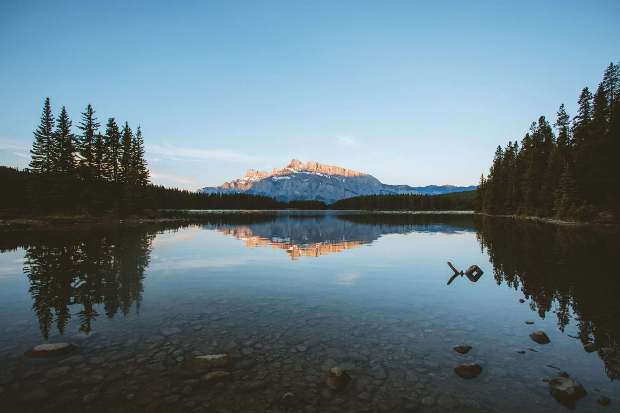 Things to do in Banff - Two Jack Lake