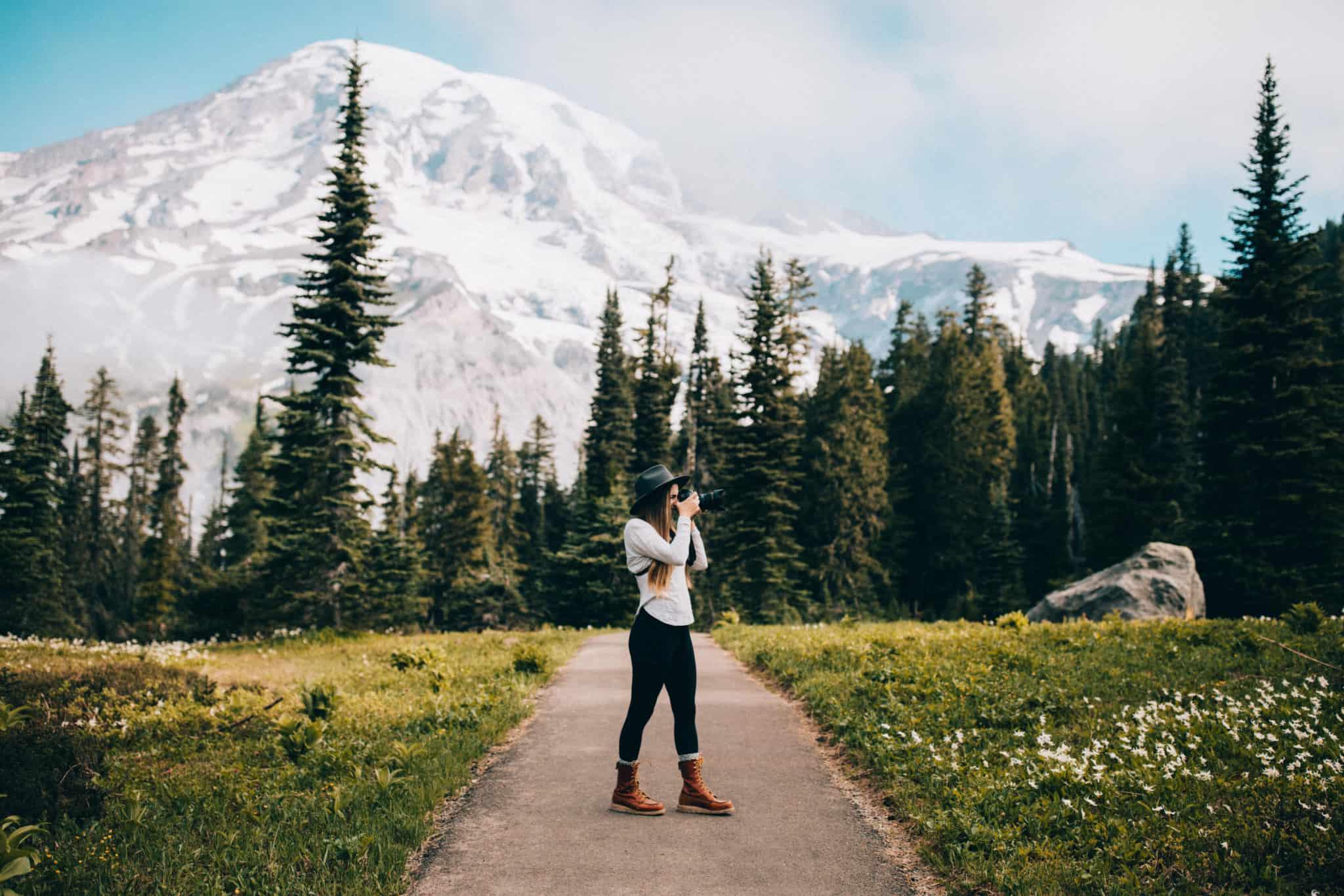Camera Equipment - Hiking In The Pacific Northwest - TheMandagies.com