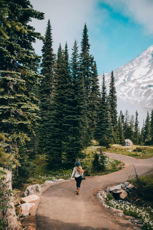 Pacific Northwest Trips - Washington State