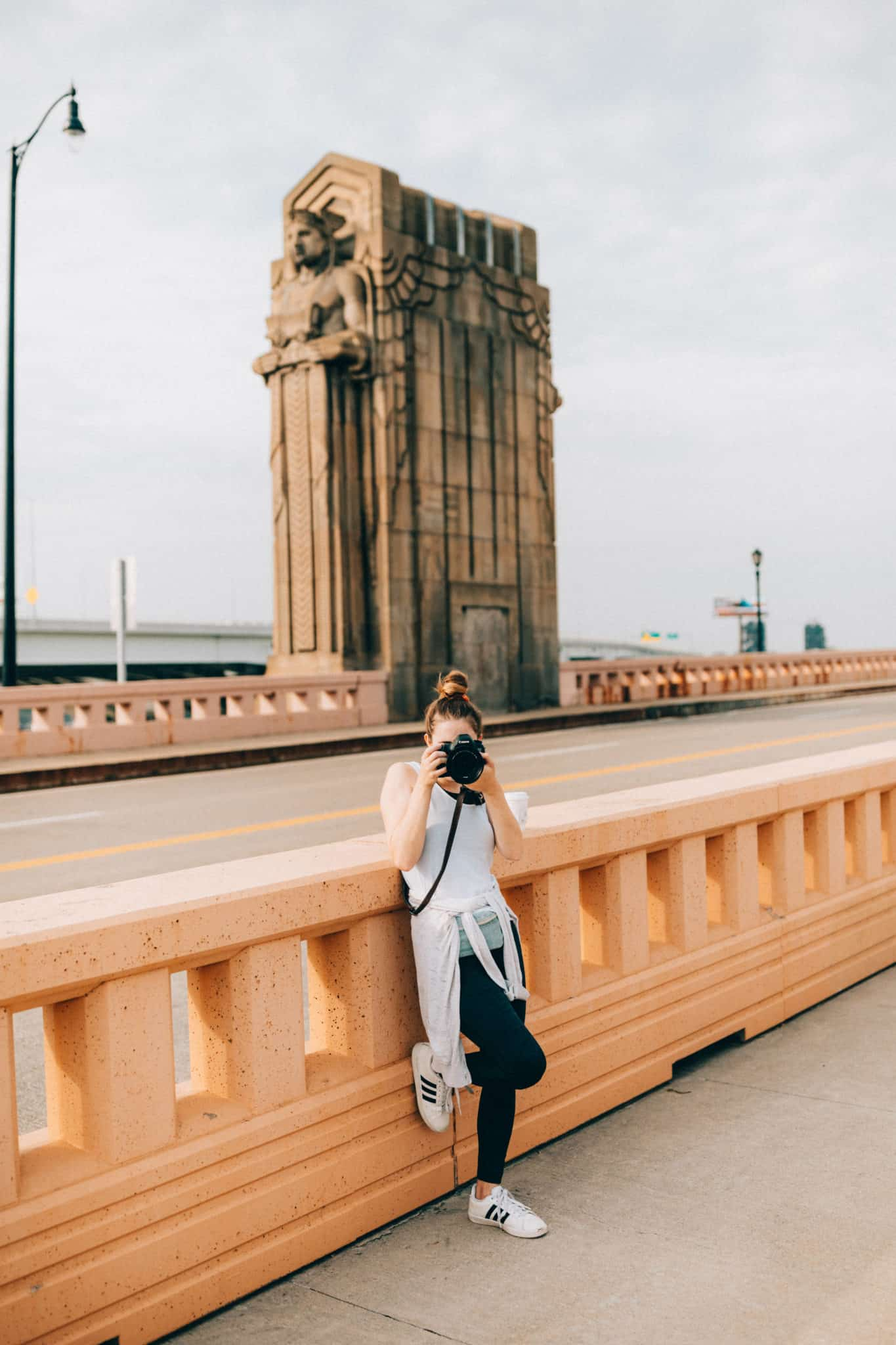 Capture the best photography spots in Cleveland with this complete list! We're sharing the top 20 best instagram spots in Cleveland, Ohio, where the best views are, and amazing photo ops in the city. #Ohio #Cleveland #instagram #photography #downtown #bestviews #travel #summer #rustbelt #photo #explore