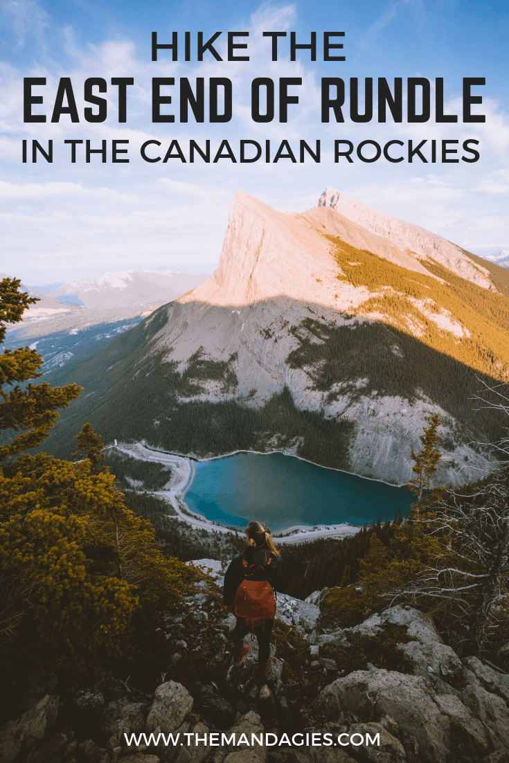 Get outside and experience this amazing Banff National Park trail. The East End of Rundle hike provides stunning views of the Bow Valley, Ha Ling Peak, Spray Lakes and more of the Canadian Rockies! Save this hike for later inspiratiion! #canada #PNW #PacificNorthwest #Banff #EEOR #hiking #Outdoors #eastendofrundle #landscape #Travel #mountains