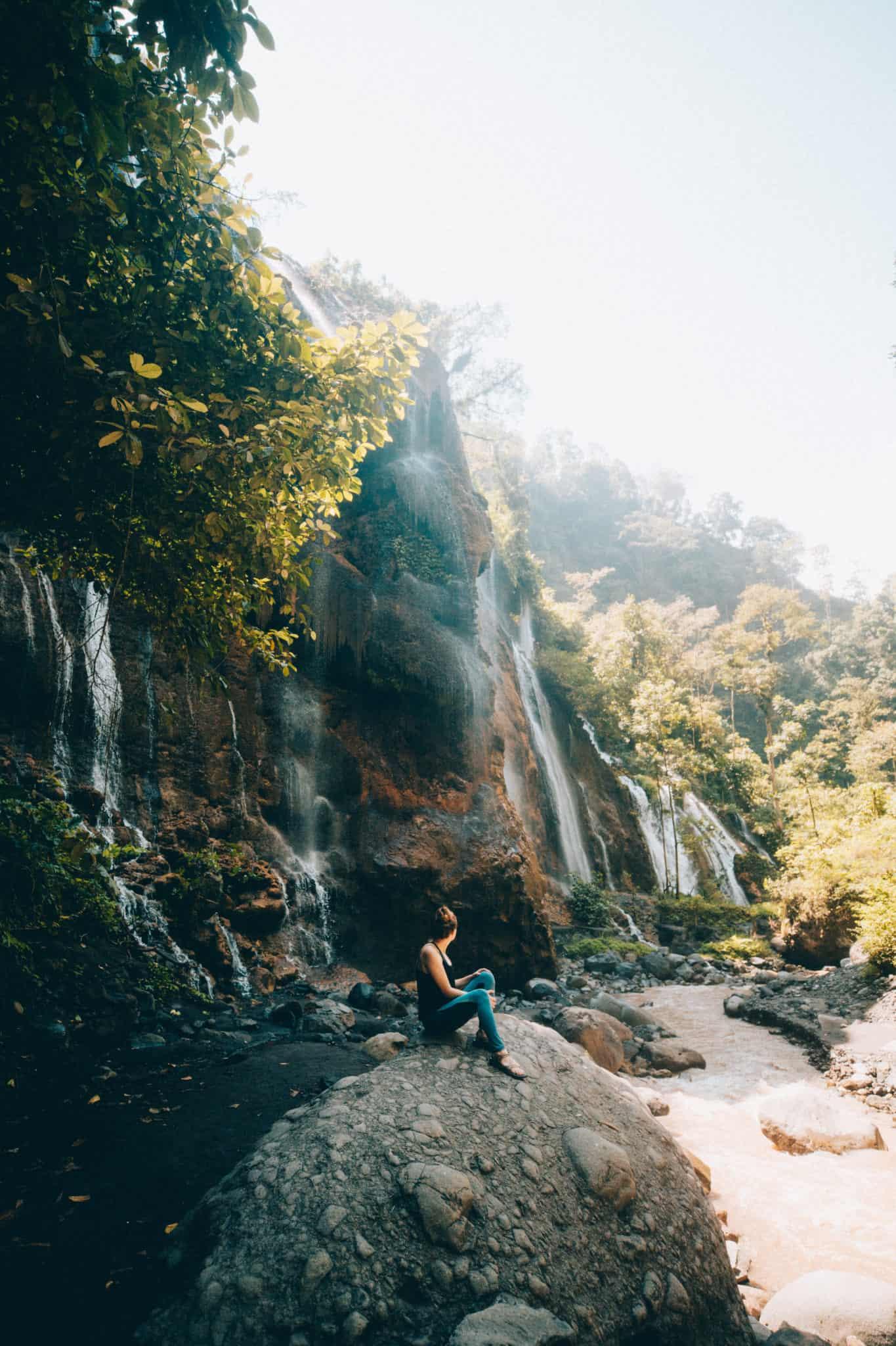 Goa Tetes - East Java Waterfalls