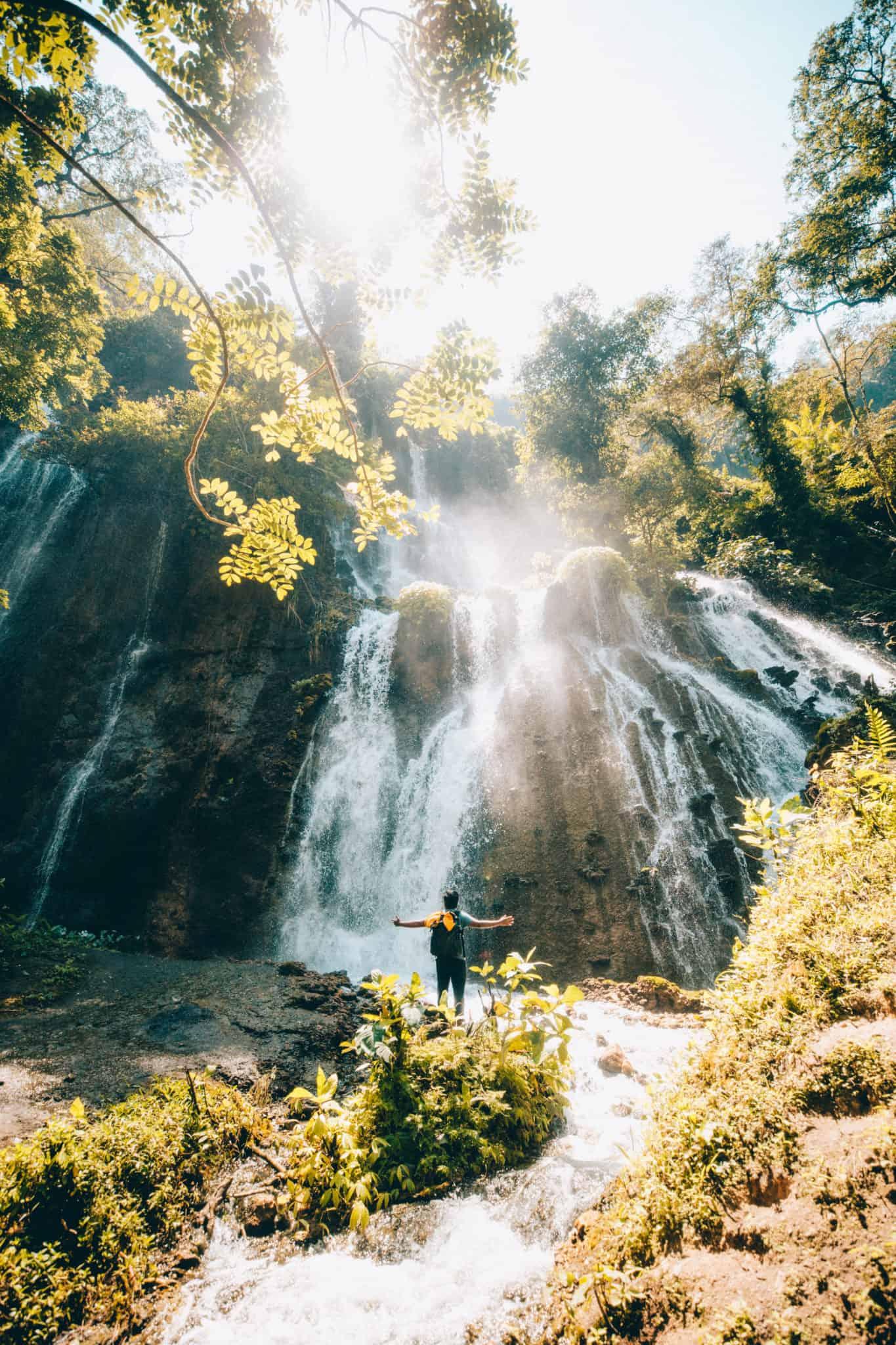 Goa Tetes - East Java Waterfalls - TheMandagies.com